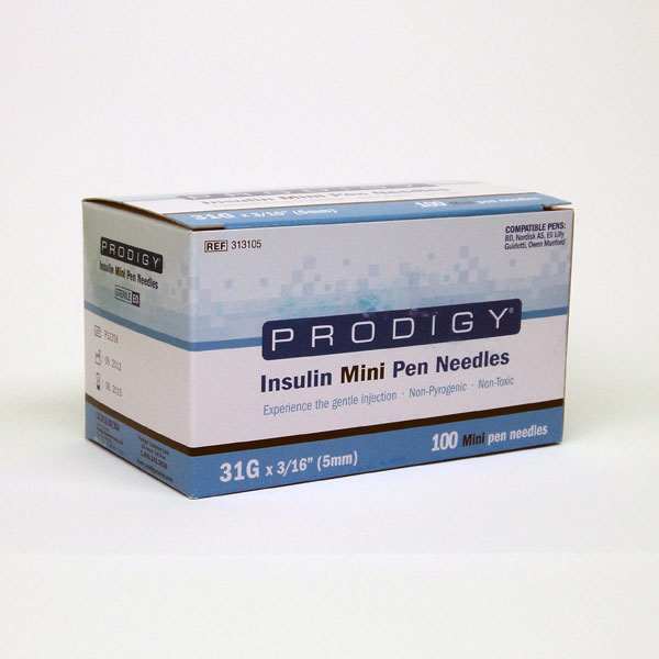 insulin pen needles